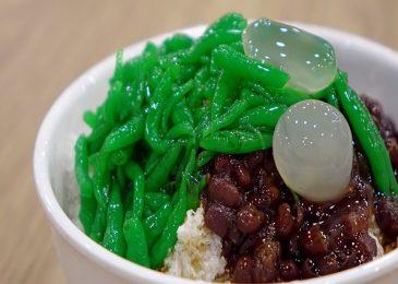 5 món ăn vặt mùa hè đình dám nhất ở Singapore