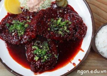 """""""Hít hà"""" không ngừng với 3 món ăn cay nổi tiếng xứ Hàn"""