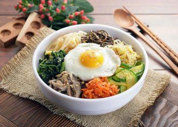 4 món ăn đủ màu đủ vị trong ẩm thực Hàn Quốc