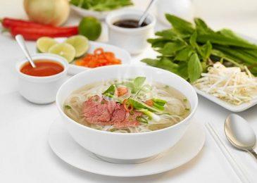 Thưởng thức hương vị phở Việt ngay tại thành phố Houston xinh đẹp