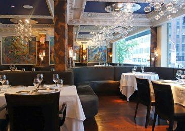 Thưởng thức ẩm thực tại 4 nhà hàng ngon nhất ở New York