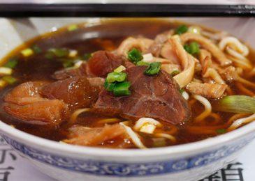 Ăn là nghiền tại các quán mì hàng đầu Đài Bắc