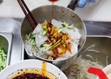 Những món ăn đường phố tuyệt ngon ở Thượng Hải