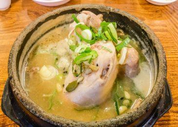 4 món gà tuyệt ngon của Hàn Quốc
