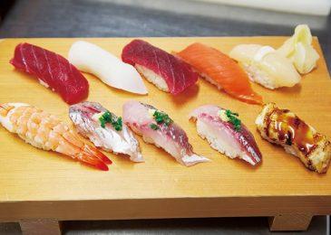 Điểm danh những nhà hàng bán sushi ngon nhất Tokyo