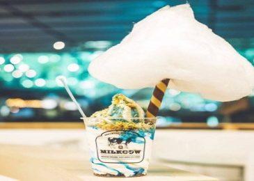 Sống ảo cùng những món kem ngộ nghĩnh ở Seoul
