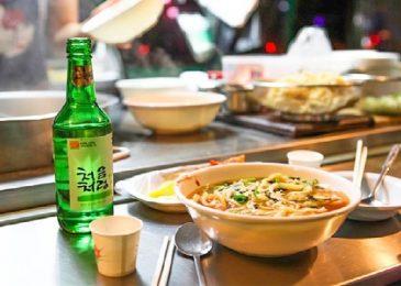 4 khu phố ăn đêm tuyệt vời cho những ngày lạnh giá ở Hàn Quốc
