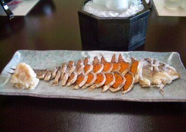 Funa Zushi – loại Sushi lâu đời nhất của Nhật Bản
