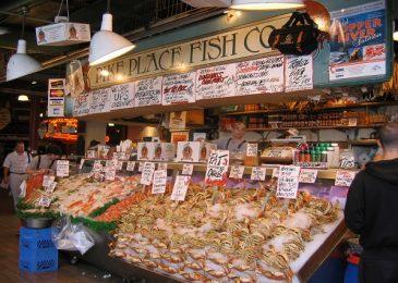 Hướng dẫn tham quan chợ Pike Place
