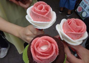 Thưởng thức những loại kem độc đáo chỉ có ở thủ đô Seoul