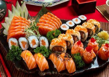 Thưởng thức món sushi hảo hạng ở Kyoto, Nhật Bản