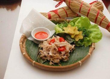 Những món ăn có trong mâm cổ ngày Tết của người Đà Nẵng