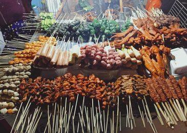Khám phá những món ăn đường phố nổi danh nhất ở Đài Loan