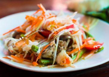 Những món ăn đường phố nhất định phải thử khi đến Bangkok