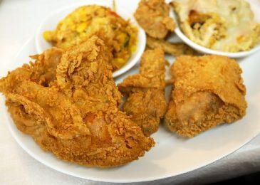Địa chỉ bán gà rán tuyệt nhất Atlanta