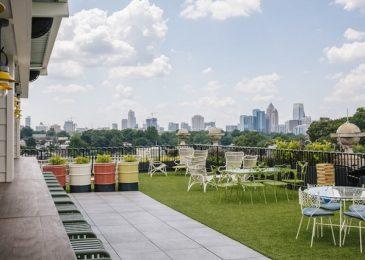 Bật mí những quán bar trên tầng thượng tốt nhất ở Atlanta