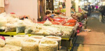 Khám phá những khu chợ truyền thống nổi tiếng ở Busan