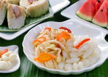Những món ăn không thể thiếu vào ngày Tết ở Vinh