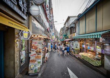 Những khu vực ăn uống giá rẻ ở Seoul, Hàn Quốc