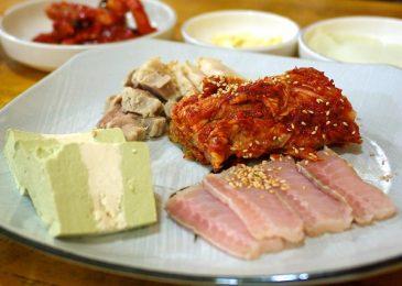 Top 3 món ăn kinh dị không phải ai cũng dám thử ở Hàn Quốc