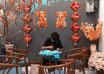 Những quán cà phê mở cửa xuyên Tết ở Quy Nhơn