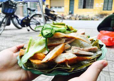 Top 4 món ăn vặt nên thử khi đi du lịch Hà thành