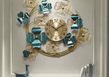 Một số xu hướng lựa chọn đồng hồ trang trí treo tường nghệ thuật