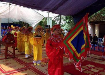 Khám phá nét thanh bình hoài niệm của làng cổ Đường Lâm – Hà Nội