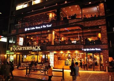 4 phố cà phê nổi tiếng ở Seoul