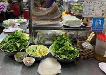 Điểm danh quán ăn đặc sản ngon ở Đà Nẵng